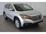2014 Alabaster Silver Metallic Honda CR-V EX-L #93523872