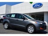 2014 Sterling Gray Ford Escape S #93565833