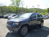 2014 Maximum Steel Metallic Jeep Grand Cherokee Limited 4x4 #93566042