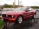 2007 Redfire Metallic Ford Mustang GT Premium Coupe #9320064
