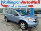 2010 Glacier Blue Metallic Honda CR-V LX AWD #93565808