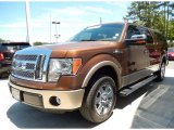 2011 Golden Bronze Metallic Ford F150 Lariat SuperCrew #93565802