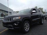 2014 Brilliant Black Crystal Pearl Jeep Grand Cherokee Limited 4x4 #93565663