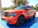 2014 Race Red Ford F150 FX2 SuperCrew #93565793