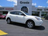 2013 Pearl White Nissan Rogue S #93565938