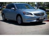 2012 Celestial Blue Metallic Honda Accord EX Sedan #93565847