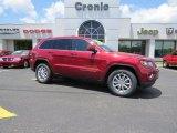 2014 Deep Cherry Red Crystal Pearl Jeep Grand Cherokee Laredo #93565929