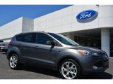 2014 Sterling Gray Ford Escape Titanium 2.0L EcoBoost #93565834