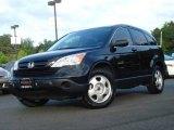 2008 Nighthawk Black Pearl Honda CR-V LX #9330414