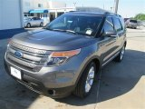 2014 Sterling Gray Ford Explorer Limited #93605213