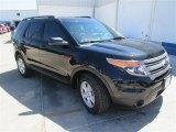 2014 Tuxedo Black Ford Explorer FWD #93605210