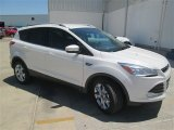 2014 White Platinum Ford Escape Titanium 1.6L EcoBoost #93605209