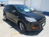 2014 Tuxedo Black Ford Escape S #93605206