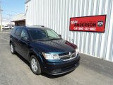 2014 Fathom Blue Pearl Dodge Journey SE AWD #93605497