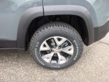 Jeep Cherokee 2014 Wheels and Tires
