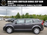2014 Granite Crystal Metallic Dodge Journey SE #93605235