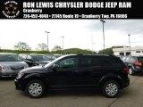 2014 Pitch Black Dodge Journey SE AWD #93605234