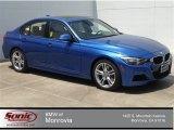 2014 Estoril Blue BMW 3 Series 328i Sedan #93605332