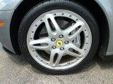 Ferrari 612 Scaglietti 2005 Wheels and Tires