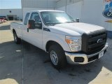 2015 Oxford White Ford F250 Super Duty XL Super Cab #93628488