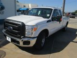 2015 Oxford White Ford F250 Super Duty XL Super Cab #93628487
