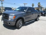 2014 Sterling Grey Ford F150 STX SuperCab #93628479