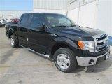 2014 Tuxedo Black Ford F150 XLT SuperCrew #93628485