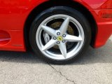 Ferrari 360 2001 Wheels and Tires
