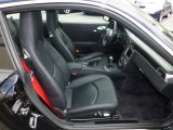 2007 Porsche 911 Targa 4S Front Seat