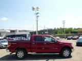 2014 Ruby Red Ford F150 XLT SuperCrew 4x4 #93631780