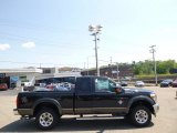 2015 Tuxedo Black Ford F250 Super Duty Lariat Super Cab 4x4 #93631777