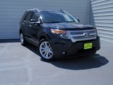 2014 Tuxedo Black Ford Explorer XLT #93631898