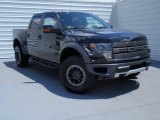 2014 Tuxedo Black Ford F150 SVT Raptor SuperCrew 4x4 #93631893