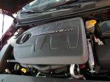 2015 Chrysler 200 S 3.6 Liter DOHC 24-Valve VVT Pentastar V6 Engine