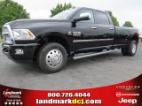 2014 Ram 3500 Laramie Limited Crew Cab Dually Data, Info and Specs