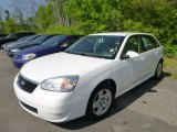2007 White Chevrolet Malibu Maxx LT Wagon #93631869
