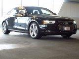 2014 Brilliant Black Audi S4 Premium plus 3.0 TFSI quattro #93632028