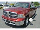 2014 Deep Cherry Red Crystal Pearl Ram 1500 SLT Crew Cab 4x4 #93667236