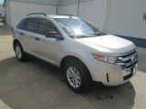 2014 Ingot Silver Ford Edge SE #93666837