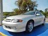 2003 Ultra Silver Metallic Chevrolet Cavalier LS Sport Coupe #93666914