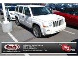 2007 Stone White Jeep Patriot Sport 4x4 #93666742