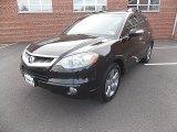2008 Nighthawk Black Pearl Acura RDX Technology #93667285