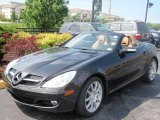 2005 Mercedes-Benz SLK designo Mocha Black Metallic
