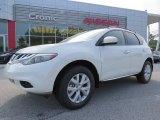 2014 Pearl White Nissan Murano SL #93667053