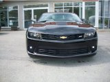 2014 Black Chevrolet Camaro SS Coupe #93666810