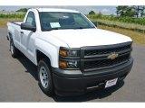 2014 Summit White Chevrolet Silverado 1500 WT Regular Cab #93667207