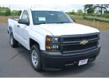 2014 Summit White Chevrolet Silverado 1500 WT Regular Cab #93667205
