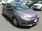 2014 Sterling Gray Ford Focus S Sedan #93667279