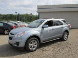 2014 Silver Topaz Metallic Chevrolet Equinox LT AWD #93666889