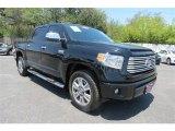 2014 Attitude Black Metallic Toyota Tundra Platinum Crewmax #93666870
